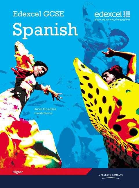 Edexcel GCSE Spanish Higher | UK education collection