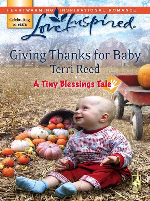 Giving Thanks for Baby