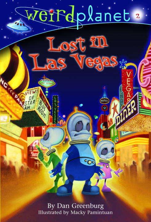 Weird Planet 2: Lost in Las Vegas