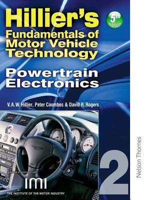 Hillier's Fundamentals of Motor Vehicle Technology - Book 2