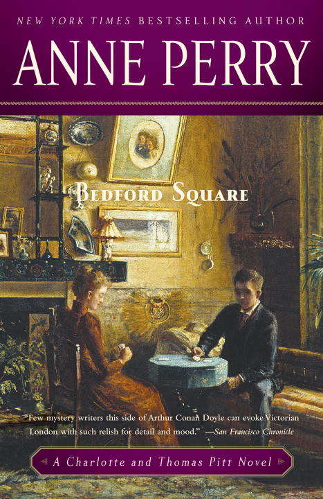 Bedford Square (Thomas and Charlotte Pitt Mystery #19)