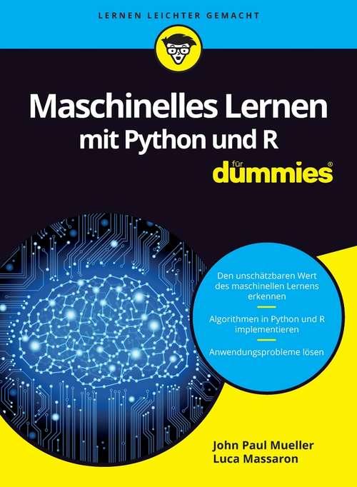 Maschinelles Lernen mit Python und R für Dummies (Für Dummies)