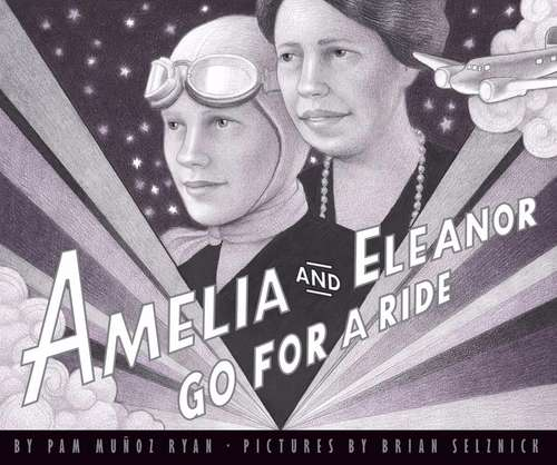 Collection sample book cover Amelia and Eleanor Go For a Ride