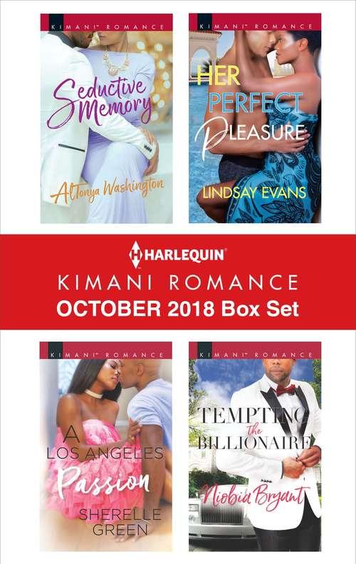 Harlequin Kimani Romance October 2018 Box Set: An Anthology