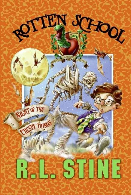 Rotten School #14: Night of the Creepy Things