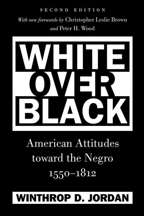 White Over Black