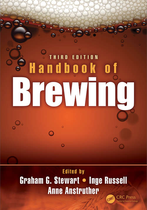 Handbook of Brewing (Food Science and Technology)