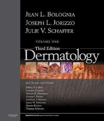 Dermatology, Volume 1, 3rd Edition