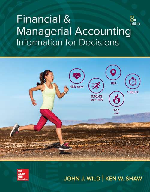 Financial and Managerial Accounting: Information for Decisions