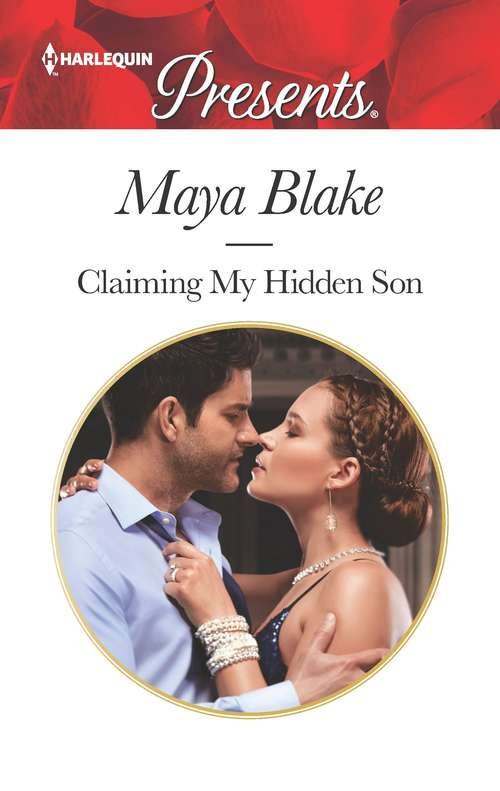 Claiming My Hidden Son (The Notorious Greek Billionaires #1)