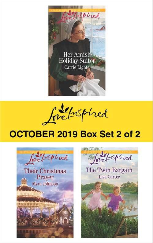 Harlequin Love Inspired October 2019 - Box Set 2 of 2: An Anthology