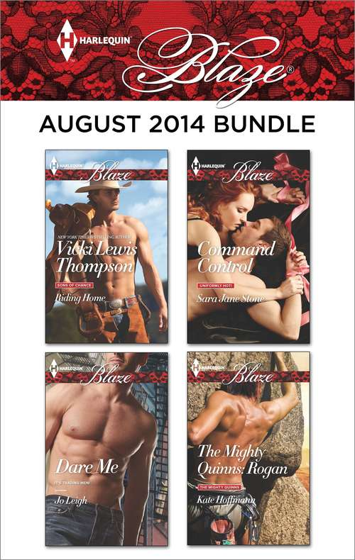 Harlequin Blaze August 2014 Bundle
