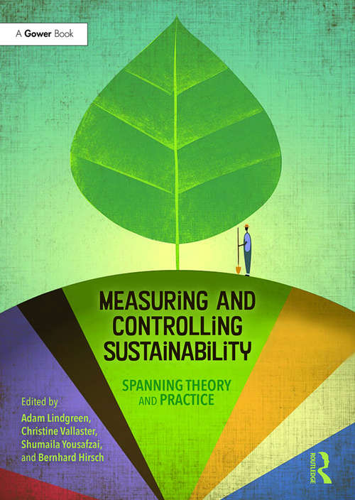 Measuring and Controlling Sustainability: Spanning Theory and Practice