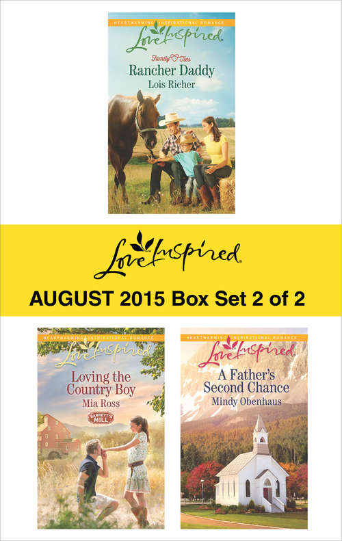 Love Inspired August 2015 - Box Set 2 of 2
