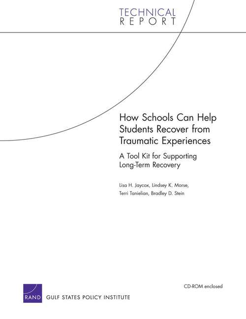 How Schools Can Help Students Recover from Traumatic Experiences