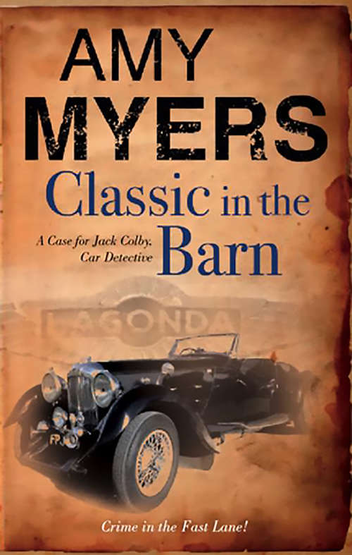 Classic in the Barn (The Jack Colby, Car Detective Mysteries #1)
