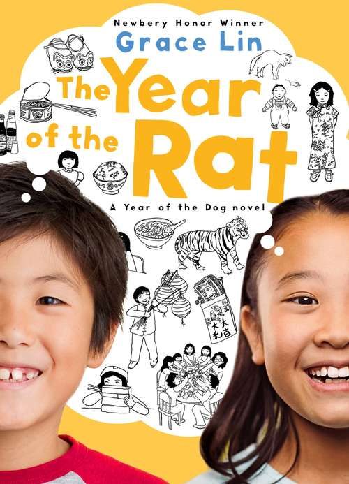 The Year of the Rat (A Pacy Lin Novel #2)
