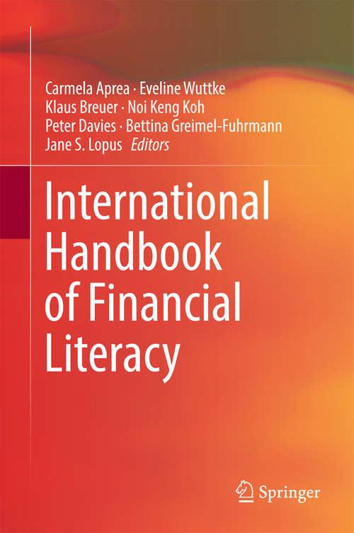 International Handbook of Financial Literacy