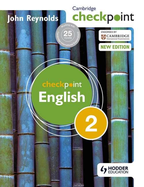 cambridge checkpoint english student s book 2 pdf uk education