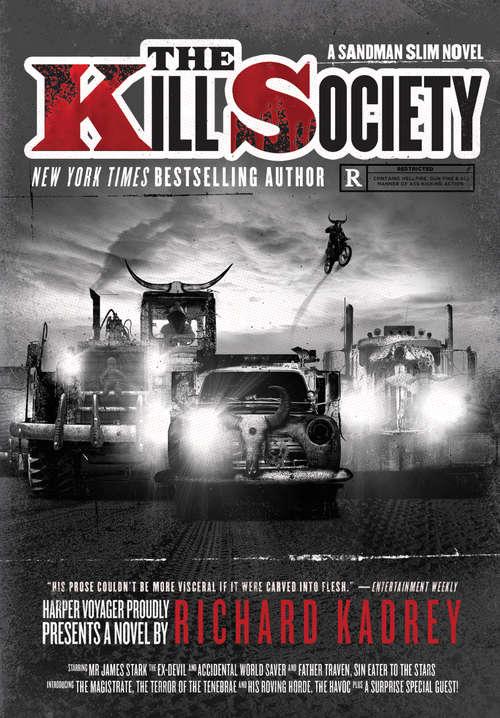 The Kill Society: A Sandman Slim Novel (Sandman Slim #9)