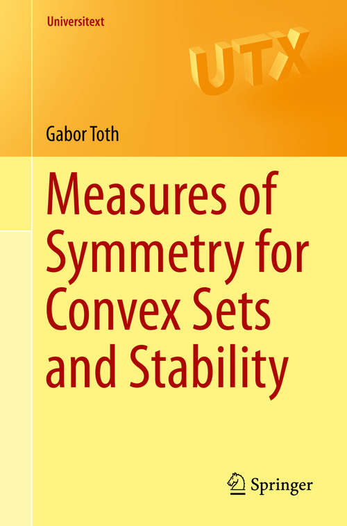 Measures of Symmetry for Convex Sets and Stability
