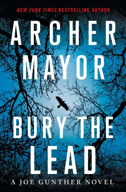 Bury the Lead: A Joe Gunther Novel (Joe Gunther Series #29)