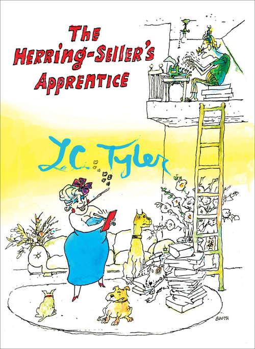 The Herring-Seller's Apprentice (The Ethelred and Elsie Mysteries #1)