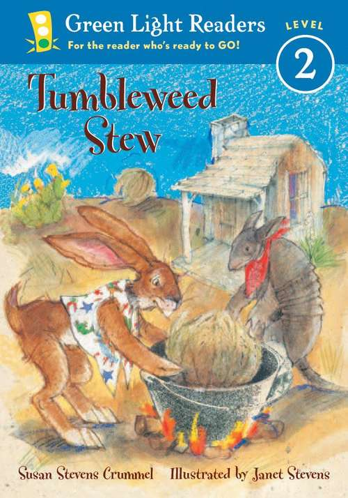 Collection sample book cover Tumbleweed Stew