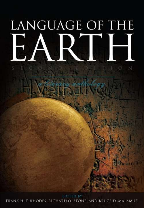 Language of the Earth: A Literary Anthology