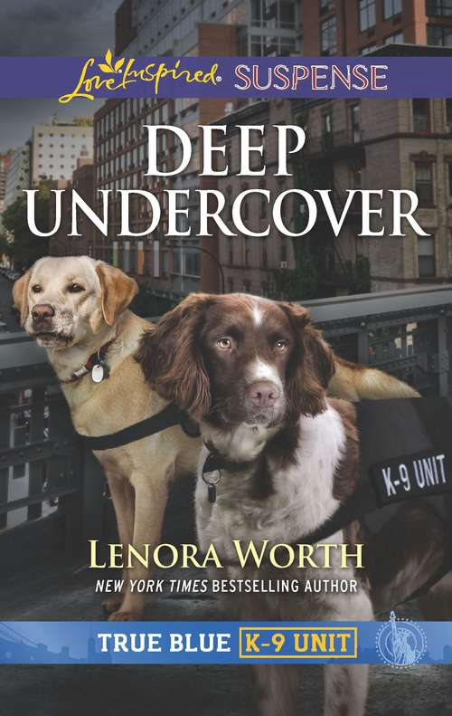 Deep Undercover: Undercover Memories In Too Deep Framed For Christmas (True Blue K-9 Unit)