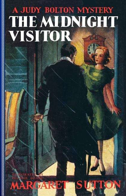 The Midnight Visitor (Judy Bolton Mysteries #12)