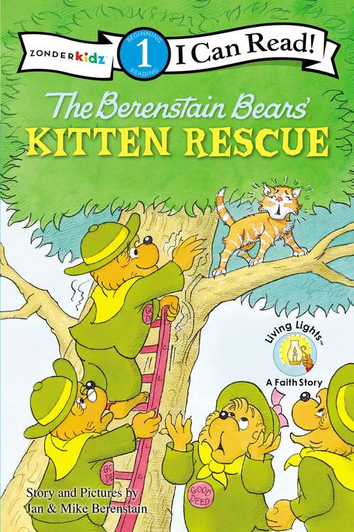 The Berenstain Bears' Kitten Rescue: Level 1 (I Can Read! #Level 1)