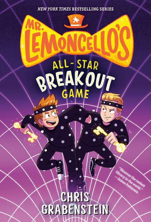 Mr. Lemoncello's All-Star Breakout Game (Mr. Lemoncello's Library #4)