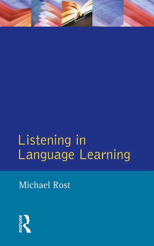 Listening in Language Learning