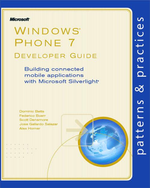 Windows® Phone 7 Developer Guide