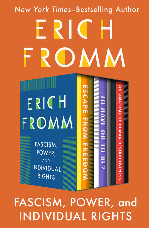 Fascism Power And Individual Rights Bookshare