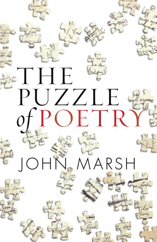 The Puzzle of Poetry