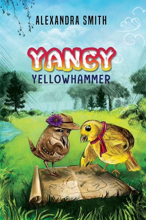 Yancy Yellowhammer