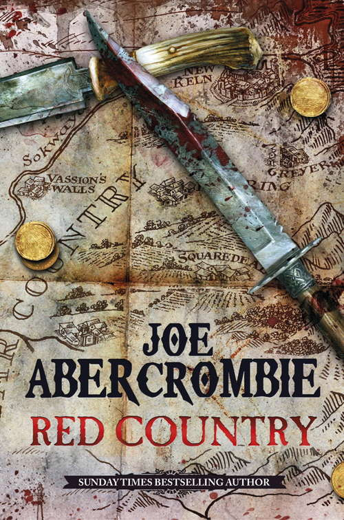 Red Country: A First Law Novel (World of the First Law)