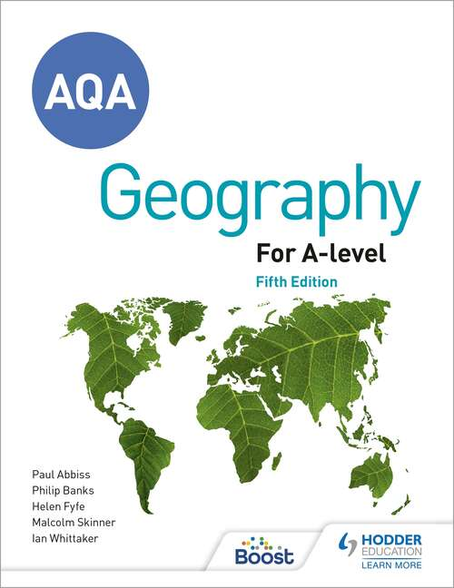 AQA A-level Geography Fifth Edition