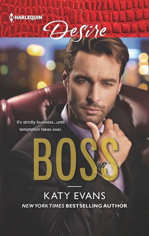 BOSS: Hot Texas Nights / Boss (Mills And Boon Desire Ser.)