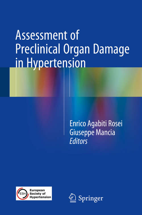 Assessment of Preclinical Organ Damage in Hypertension