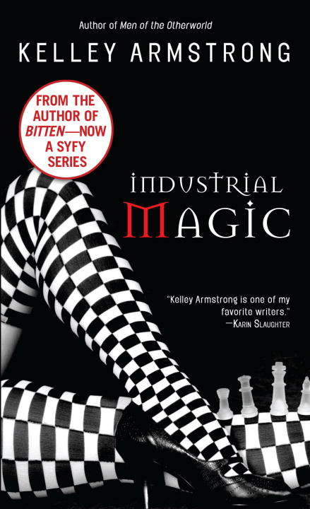 Industrial Magic (Women of the Otherworld, Book #4)