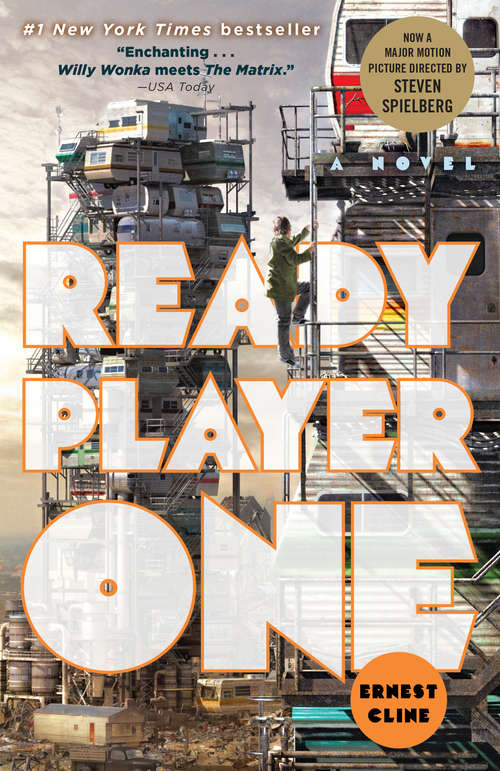 Collection sample book cover Ready Player One