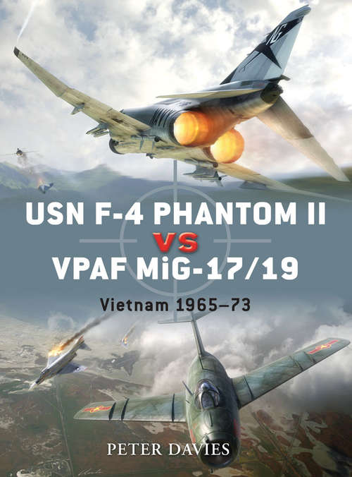 USN F-4 Phantom II vs VPAF MiG-17/19