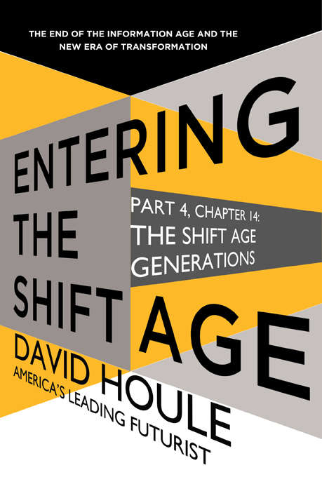 The Shift Age Generations (Entering the Shift Age, eBook #4)