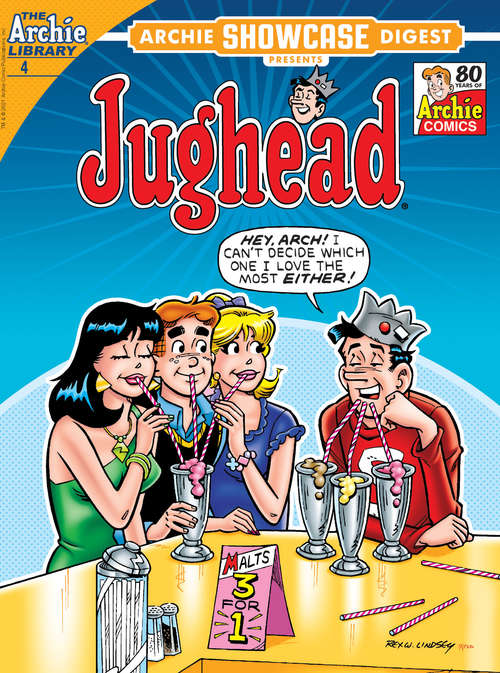 Archie Showcase Digest #4: A Jughead In the Family (Archie Showcase Digest #4)