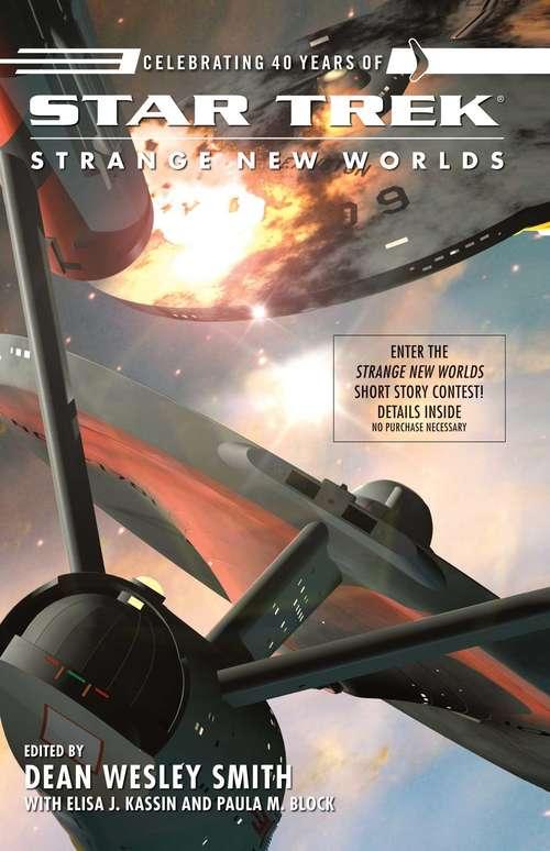 Strange New Worlds (Star Trek #9)