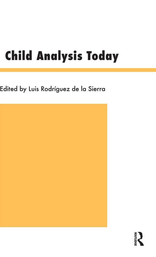 Child Analysis Today