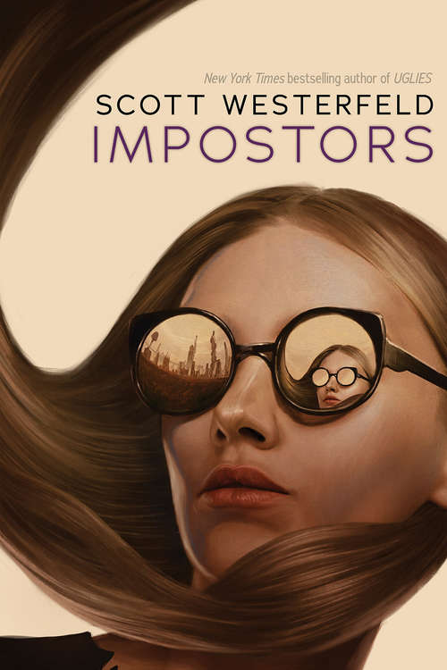 Collection sample book cover Imposters by Scott Westerfeld